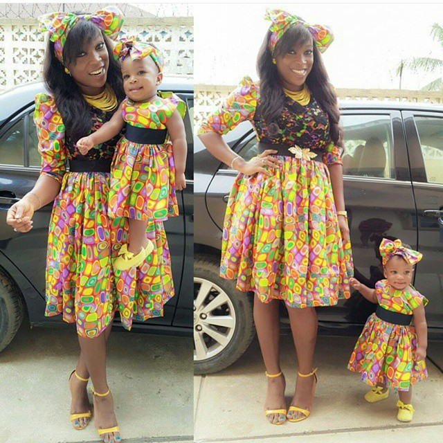 S Dresses African Designer For Baby Clothes